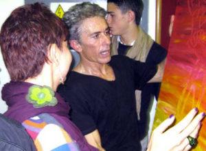 Spettacolo di Raffaele Paganini con Mostra personale di Ginevra Roberta Cardinaletti