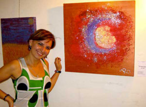 Mostra personale di pittura di Ginevra Roberta Cardinaletti
